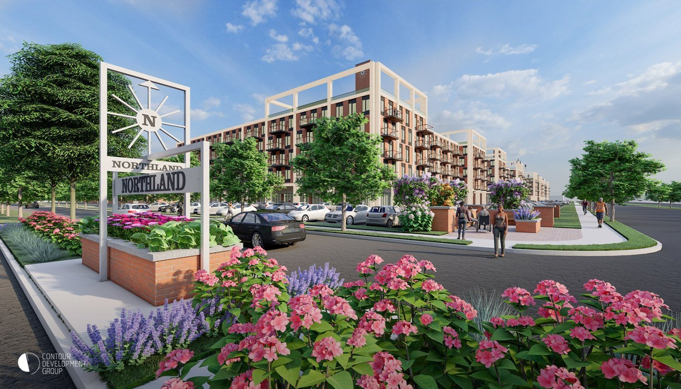 Leading the path in multi-family and mixed-use developments - contour companies